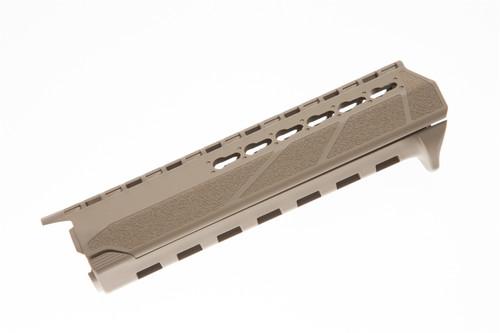 Bravo Company USA BCMGUNFIGHTER PKMR (Polymer KeyMod Rail) Mid Length BCM-PKMR-MID-FDE