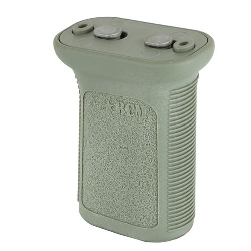Bravo Company USA Vertical Grip KeyMod BCM-VG-KM-MOD-3-FGRN Foliage Green AR-15 Polymer Mod 3