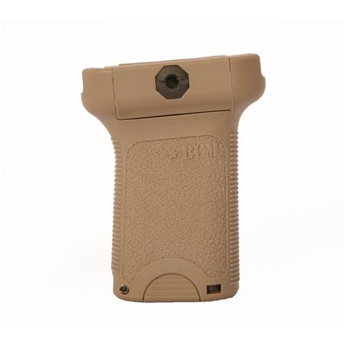 Bravo Company USA Vertical Grip Picatinny BCM-VG-S-FDE Flat Dark Earth AR-15 Polymer Short