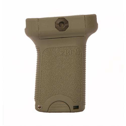 Bravo Company USA Vertical Grip Picatinny BCM-VG-S-FGRN Foliage Green AR-15 Polymer Short