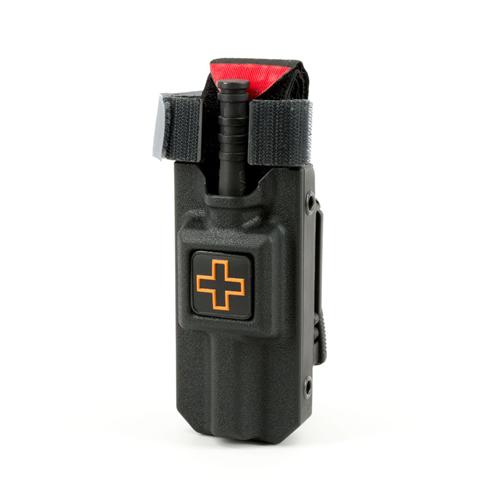 Eleven 10 RIGID TQ Case for C-A-T Gen 7 E10-3021B-BLK Black Plain Belt