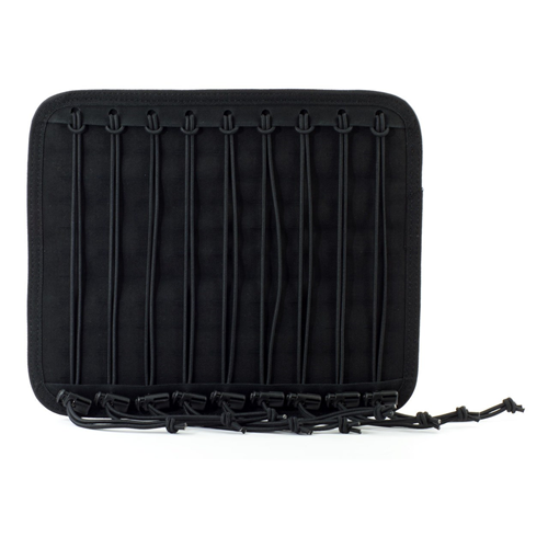 Eleven 10 Bungee Organization Panel E10-9005-BLK Black