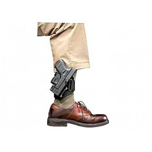 Fobus Ankle Holster GL43NDA Black Glock 43 Right