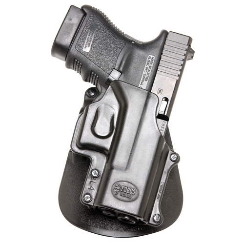 Fobus Ankle Holster GL4A Black Glock 21SF Right