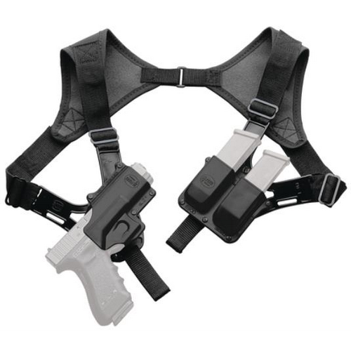 Fobus Shoulder Harness for all Fobus ROTO Holsters & Pouches KTFSHR