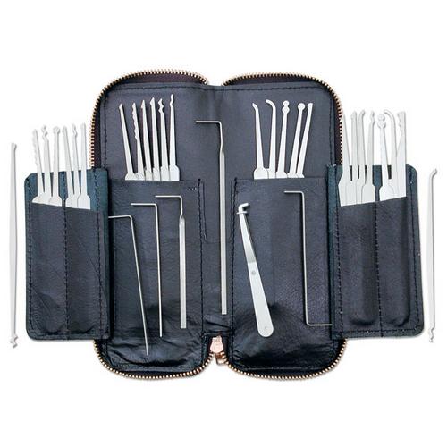 PRO-LOK Tools Pro-Lok 32 Piece Pick Set PKX-32