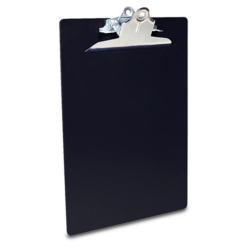 Saunders Plastic Clipboard 21603 Black