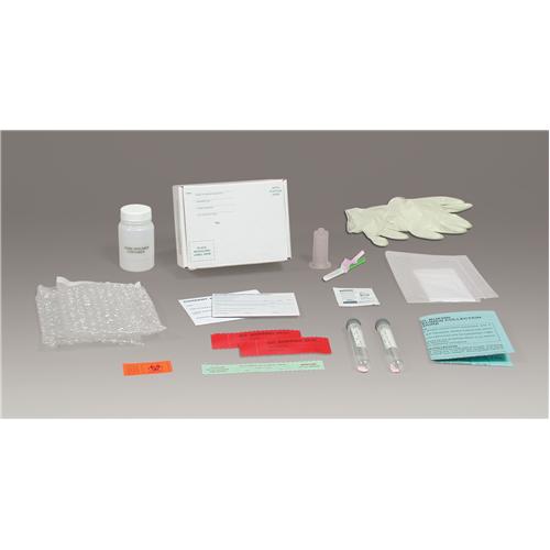 Sirchie Blood/Urine Specimen Collection Kit BUK200