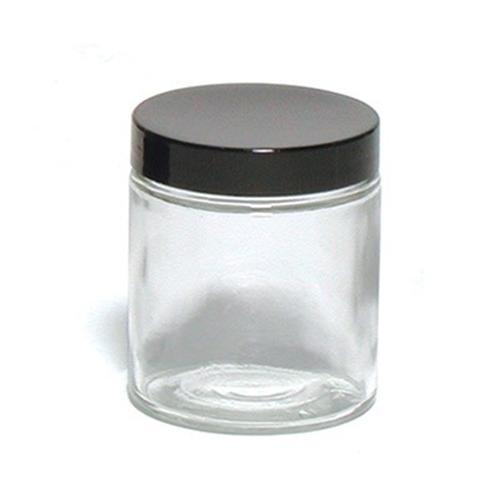 Sirchie Glass 4 oz Evidence Collection Jar ECGJ4