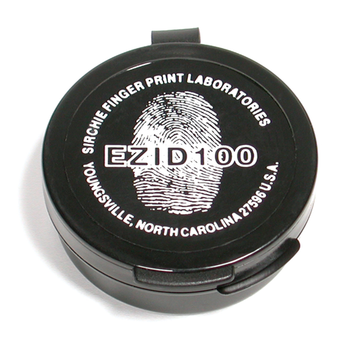 Sirchie PrintMatic Impeccable Ceramic Micro Fingerprint Pad EZID100
