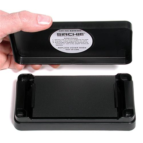 Sirchie PrintMatic Impeccable Ceramic Micro Fingerprint Pad EZID300