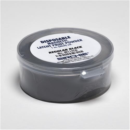 Sirchie Regular Magnetic Fingerprint Powder- Disposable M114LD