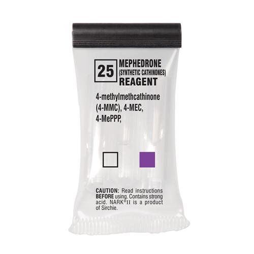 Sirchie NARK II Mephedrone Bath Salts Reagent NARK20025