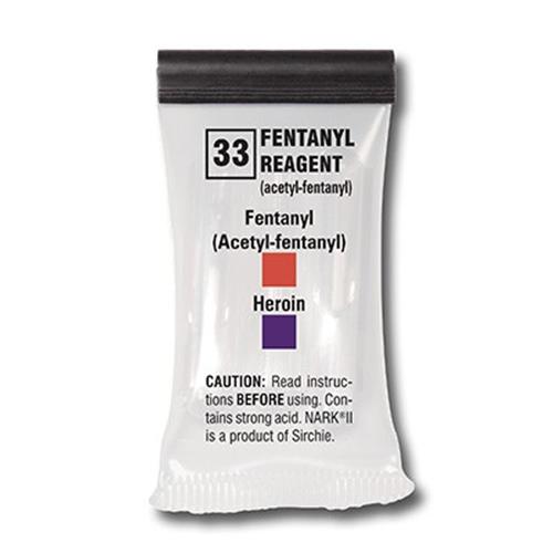 Sirchie NARK II Fentanyl Reagent NARK20033 10 Fentanyl