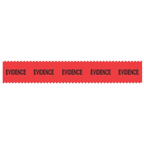 Sirchie SIRCHMARK Evidence Tape SM1000