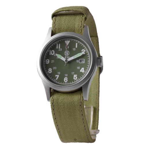 Smith & Wesson Military Watch SWW-1464-OD OD Green