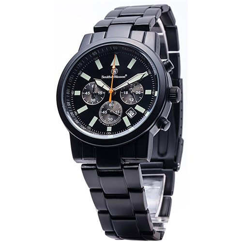 Smith & Wesson Pilot Watch - Multi Function Chronograph SWW-169
