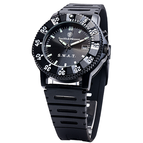 Smith & Wesson SWAT Watch - Back Glow SWW-45