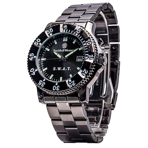 Smith & Wesson SWAT Watch - Back Glow SWW-45M