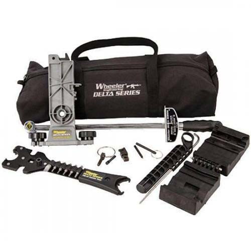 Wheeler Engineering Delta Series AR Armorers Essentials Kit 156111