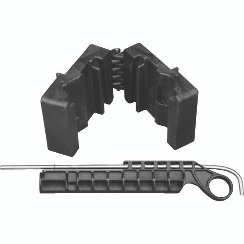 Wheeler Engineering Delta Series AR-15 Upper  Vise Block Clamp 156444