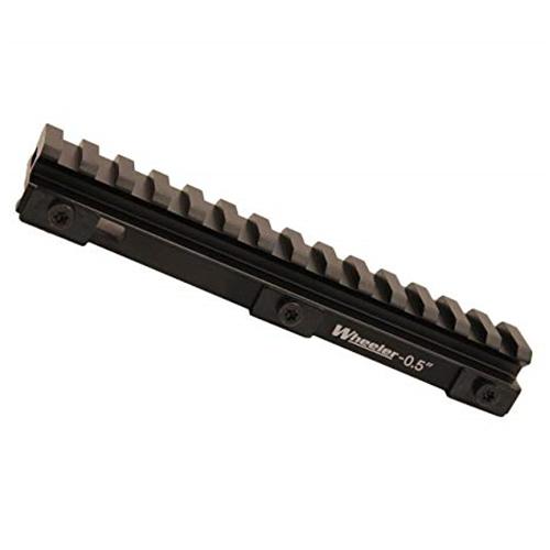 Wheeler Engineering Delta Series Pic Rail Riser .5 156506