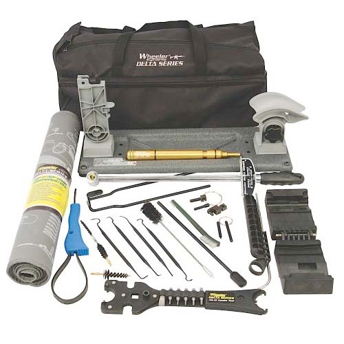 Wheeler Engineering Delta Series AR Armorers Professional Kit 156555