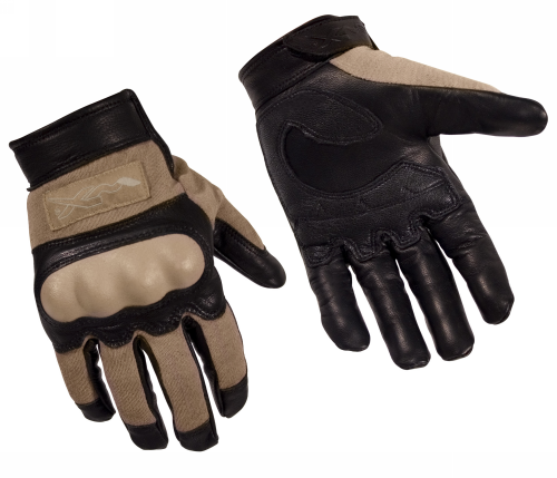 Wiley X Combat Assault Glove G231XL Coyote X-Large
