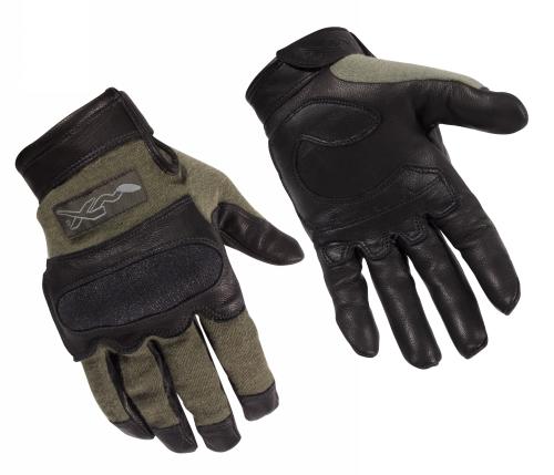 Wiley X Hybrid Glove G242LA Foliage Large