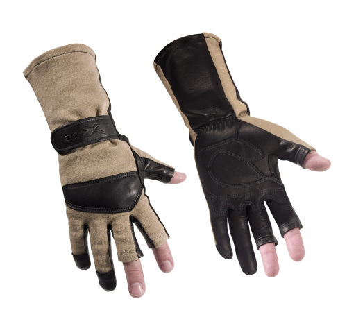 Wiley X Aries Gloves G311SM Coyote Small