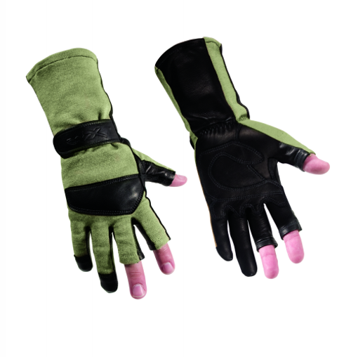 Wiley X Aries Gloves G312XL Foliage X-Large