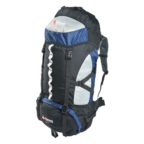 Chinook Shasta 75 Multi-Day Expedition Pack Blue 31425BU