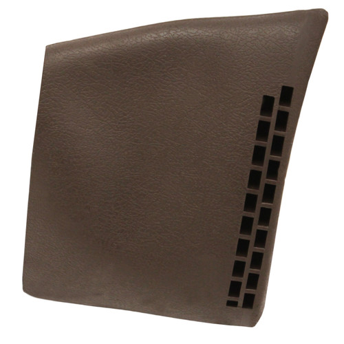 Butler Creek Deluxe Slip-On Recoil Pad Small Brown 50325
