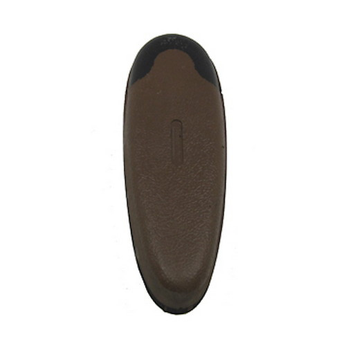 Pachmayr SC100 Decelerator Sporting Clays Recoil Pad Medium 1in. Thick Leather Brown 03236