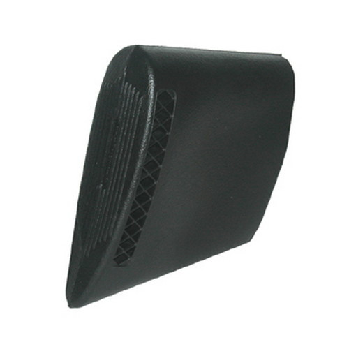 Pachmayr Slip-On Recoil Pad Small Ribbed Face Rubber Black 04455