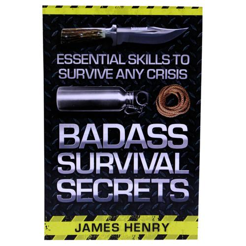 Proforce Equipment Books Badass Survival Secrets 44910
