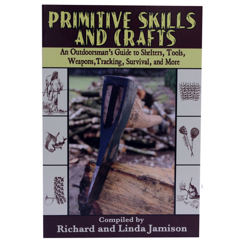 Proforce Equipment Books Primitive Skills And Crafts 44640