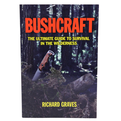 Proforce Equipment Books Bushcraft 44630