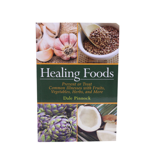 Proforce Equipment Books Healing Foods 44460