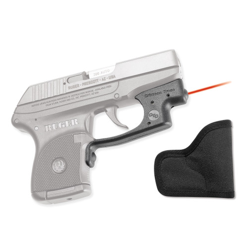 Crimson Trace Laserguard Ruger LCP Laser Sight with Holster LG-431-H