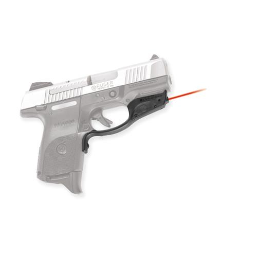 Crimson Trace Laserguard Ruger SR-9C Laser Sight LG-449