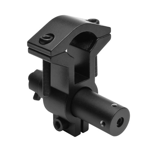 NcStar Red Laser Sight with Universal Rifle Barrel Mount Black ARLS