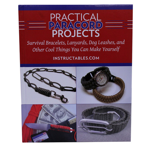 Proforce Equipment Books Practical Paracord Projects 45040