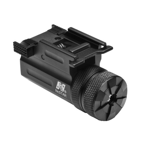 NcStar Compact Green Laser Sight for Pistol with Quick Release Mount Black AQPTLMG