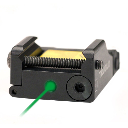 Truglo MicroTac Tactical Laser Sight Green Laser TG7630G