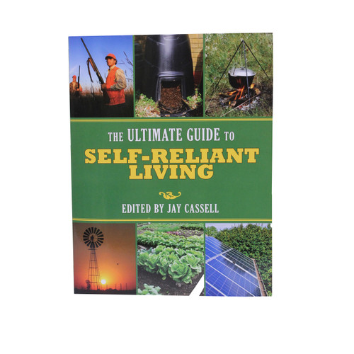 Proforce Equipment Books Ultimate Guide To Self Reliant Living 44870