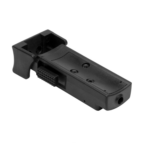 NcStar Red Laser Sight Tactical with Trigger Guard Mount Black ATPLS