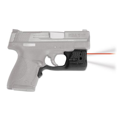 Crimson Trace Laserguard Pro S&W M&P Shield Red & LED Light LL-801