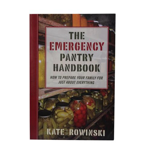 Proforce Equipment Books Emergency Pantry Handbook 44540