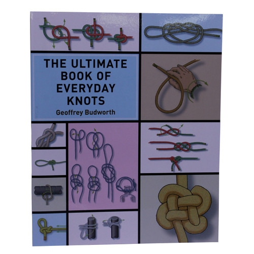 Proforce Equipment Books The Ultimate Book of Everyday Knots 44450